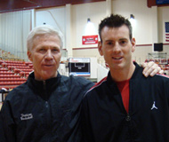 photo of Bob McKillop, Coach of the Year