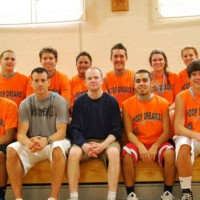 Photo of Coach Lawrence Frank and Hoop Dreamz Staff