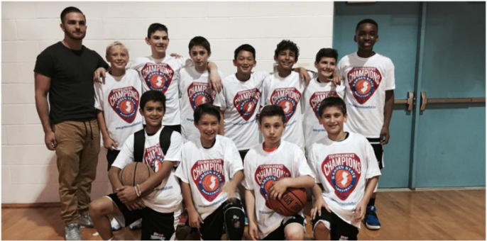 photo of Garden State Slamfest Champs 6th Grade