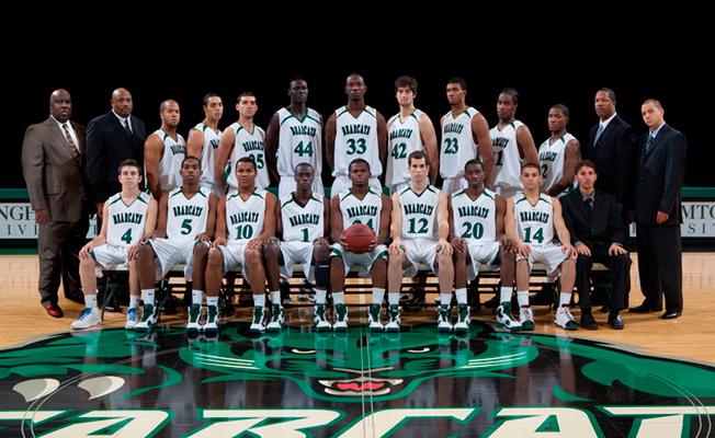 photo of Binghamton team