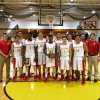 photo of Crusaders at Shore Holiday Tournament Championship